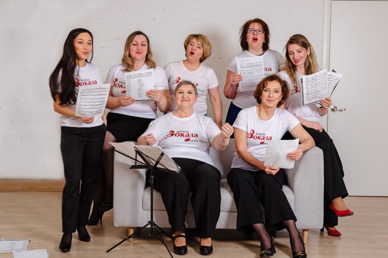 Преподаватели школы вокала Ольги Буната