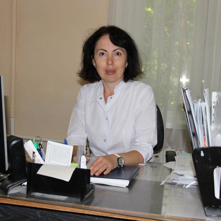 Митрофанова Светлана Михайловна